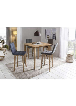 Barová stolička dubová NK-33
